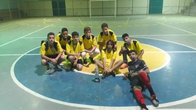 Futsal: Galáticos fatura título em Santa Margarida