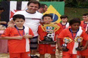 Ipiranguinha fatura título do 1º Torneio de Futebol Society Eduardo Xavier