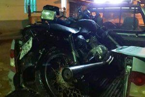 Polícia: Motos recuperadas; Colisão na BR 262; Queda de árvores