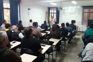 Motoristas do SAAE Manhuaçu participam de Curso de Direção Defensiva