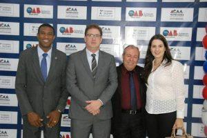 Subseções da OAB de Manhuaçu e Abre Campo celebram tratado de cooperação