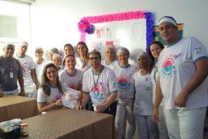 Hospital César Leite promove ações no Outubro Rosa