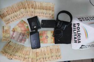 Dinheiro falso é apreendido em Manhuaçu. Envolvidos são presos