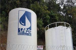 SAAE prossegue com instalação de novos reservatórios