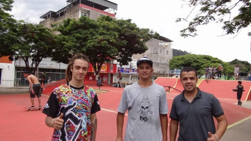 3º Impact Flow de skate é apoiado pela Prefeitura de Manhuaçu