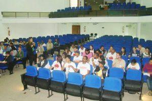 Manhuaçu: Funcionários da Vigilância em Saúde da SMS participam de palestra