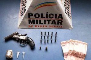 Manhuaçu: PM apreende menor suspeito de tentativa de homicídio