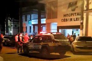 Manhuaçu: Mulher é esfaqueada na portaria do HCL