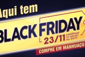 ACIAM e CDL promovem campanha da Black Friday em Manhuaçu