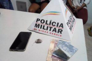 Comunicação falsa de roubo em Manhuaçu. Dois conduzidos para a delegacia