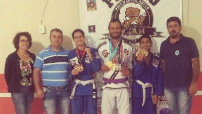 Jiu-jitsu: Atletas de Martins Soares são campeões mineiros