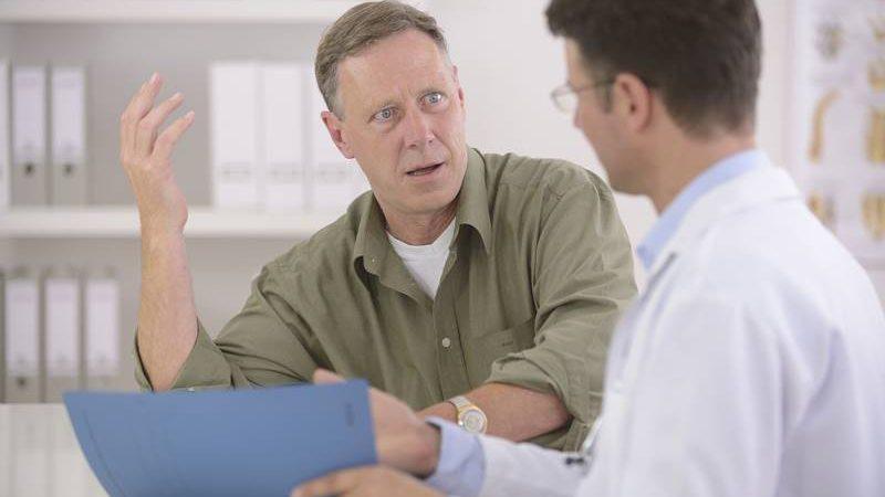 SBC diz que diagnóstico precoce do câncer de próstata salva vidas