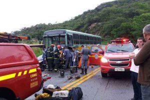 PRF registra seis mortes em Minas. Chuva aumenta risco de acidentes fatais
