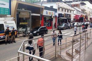 PM inicia operação natalina e férias seguras em Manhuaçu