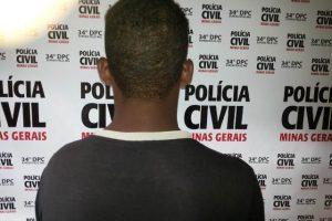 Acusado de furto de café é preso em Espera Feliz