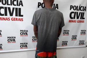 Manhuaçu: Envolvido em roubos é preso pela Polícia Civil
