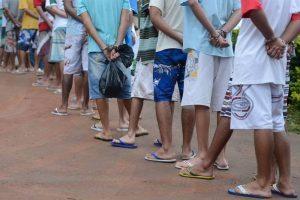 Brasil tem cerca de 22,6 mil jovens privados de liberdade, diz CNJ