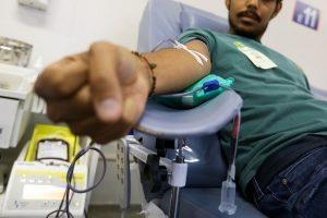 Ministério inicia campanha nacional para estimular doação de sangue