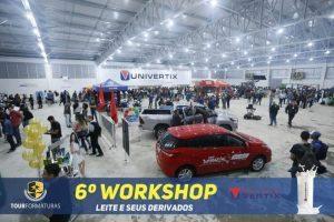 Matipó: 6º Workshop é sucesso na Escola Técnica Vértix