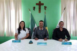 Conheça a nova mesa diretora da Câmara de São João do Manhuaçu
