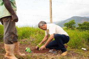 Manhuaçu: Elo Minas chega a 11.000 mudas plantadas