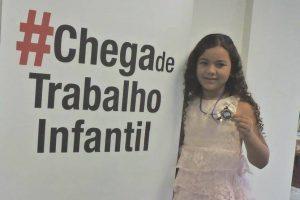 Aluna  de Manhuaçu é premiada em concurso do MP do Trabalho