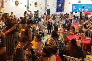 Manhuaçu: PM realiza doação dos brinquedos arrecadados em campanha