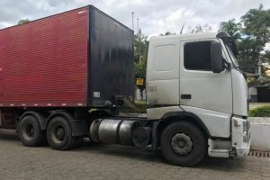 Santa Rita de Minas: Carreta tomada de assalto em Matipó é localizada pela PM