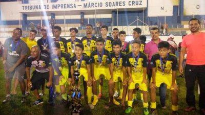 Manhuaçu: Finais do torneio Craque do Futuro levam emoção ao JK