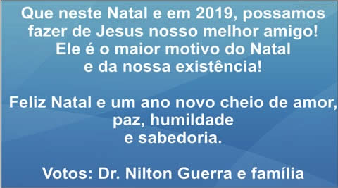 Dr Nilton natal