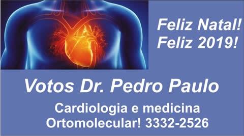 Dr Pedro Paulo Natal