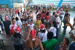 CAPS: Usuários da saúde mental participam do Natal Solidário