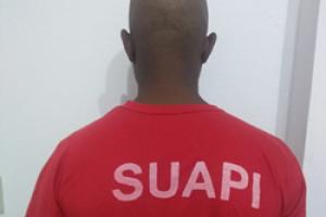 Condenado por homicídio é preso pela Polícia Civil