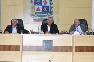 Manhuaçu: Vereadores aprovam quatro projetos de lei