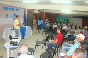 Manhuaçu: Palestras envolvem homens em Santo Amaro de Minas