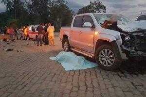 Motorista que causou acidente fatal em São João do Manhuaçu presta esclarecimentos