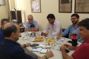 ACIAM reúne-se com o presidente da Federaminas