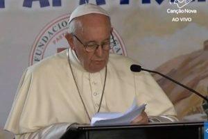 Papa reza pelas vítimas de Brumadinho