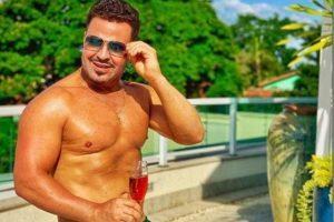 Eduardo Costa diz que mudou de nome para escapar de dívidas