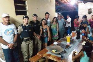 Transporte escolar e segurança pública motivam reunião no Córrego das Nascentes