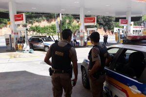 Malote com 250 mil reais é roubado em Caratinga