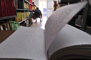 Braille: especialistas dizem que há avanços, mas ainda muito trabalho