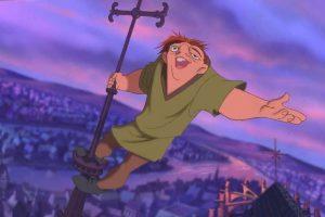 'O Corcunda de Notre Dame' com atores de verdade