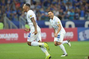 Cruzeiro com 6 mudanças vence a Patrocinense