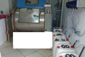 Automatização na lavanderia do SMS vai acelerar serviço