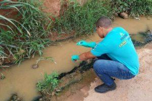 Aedes: Vigilância Ambiental realiza LIRAa no município com índice alarmante