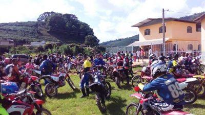 3º Encontro de Trilheiros movimenta Palmeirinha