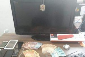 Reduto: Acusado de tráfico é preso pela PC