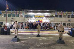 Manhuaçu: 11º BPM recebe novo comandante