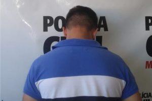 Motorista acusado de forjar roubo de eletrônicos é preso pela Polícia Civil